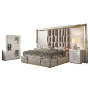 Easy To Order Orren Ellis Bostobrick Platform 4 Piece Bedroom Set Amazing Price