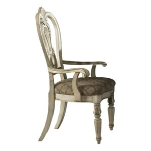 Elosie Shinkle Arm Chair (Set of 2) by World Menagerie