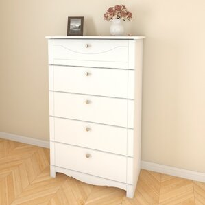 Francis 5-Drawer Chest by Viv + Rae