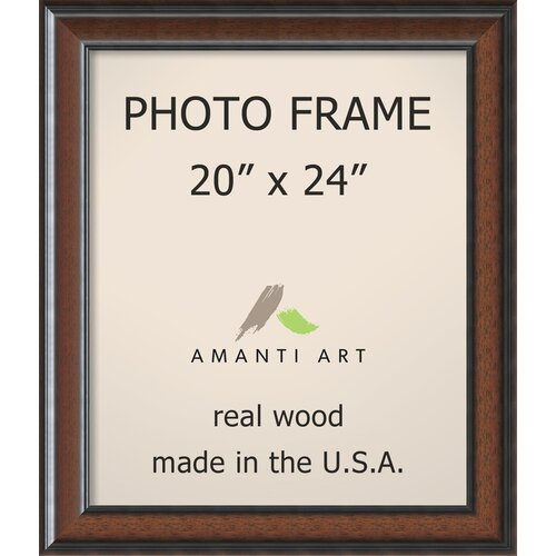 Darby Home Co Halcott Picture Frame Wayfair