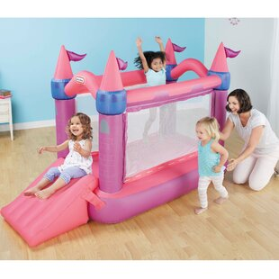 Princess Bounce House By Little Tikes