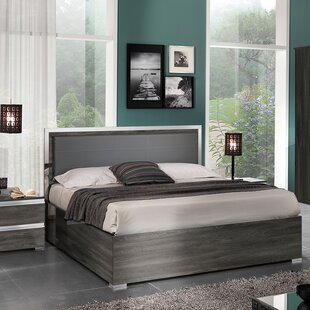 Orey Upholstered Panel Bed