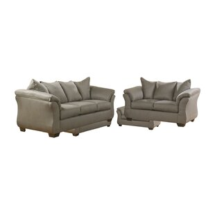 Tom 2 Piece Living Room Set