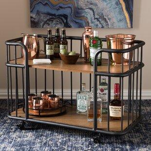 Brayden Studio Acuff Bar Cart