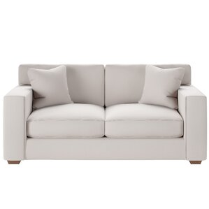 Zoe Loveseat by Wayfair Custom Upholstery?