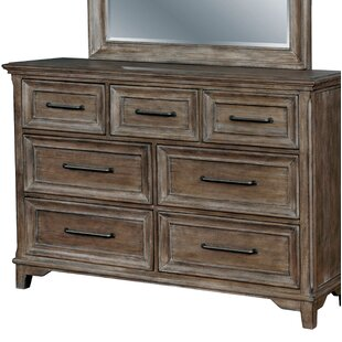 Mcmillin 7 Drawer Double Dresser