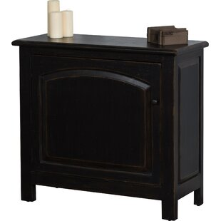Buena 1 Door Accent Cabinet by August Grove