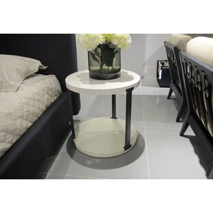Vittoria End Table by Argo Furniture