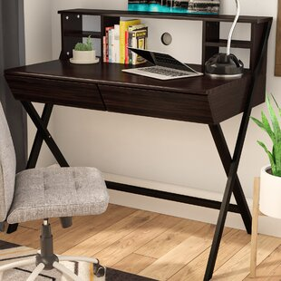 Wall Desk with Hutch