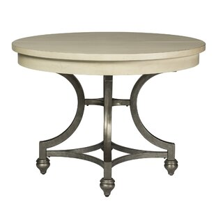 round wood dining table. Saguenay Extendable Dining Table Round Wood
