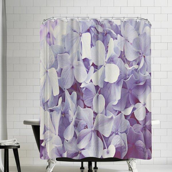 Hydrangea Shower Curtain Wayfair