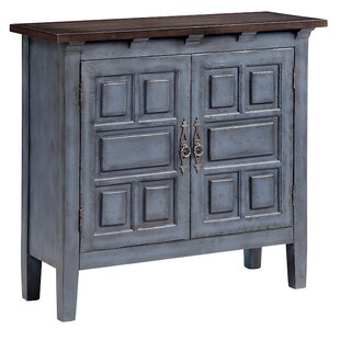 Cabana 2 Door Accent Cabinet by Bungalow Rose