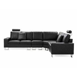 Goforth Reversible Corner Sofa By Ebern Designs