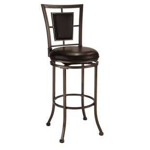 Auckland 30 Swivel Bar Stool Hillsdale Furniture