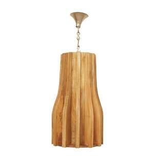 Yosemite Home Decor 1-Light Novelty Pendant