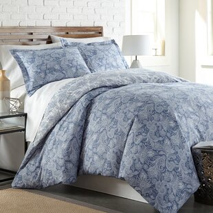 Jovie Perfect Reversible Duvet Cover Set