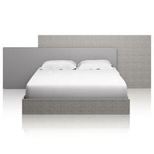Salerno Panel Bed by Brayden Studio Design