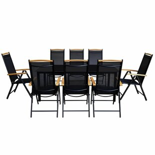 Tynemouth 8 Seater Dining Set By Sol 72 Outdoor