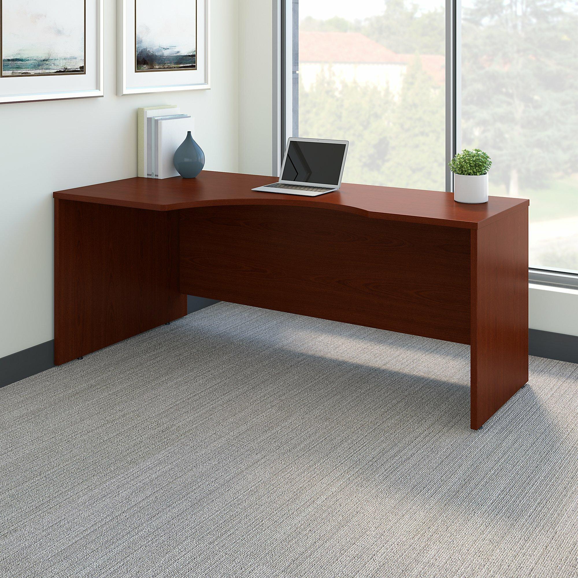 Series C Corner Desk Shell