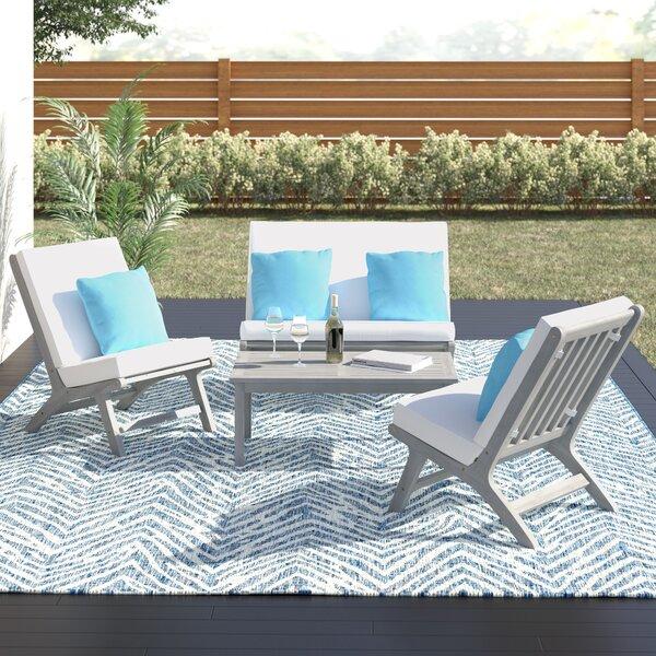 Modern Contemporary Rust Proof Outdoor Furniture Allmodern