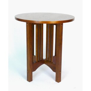 Bright End Table by Alcott Hill