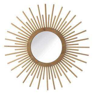 Nikki Chu Nila Sunburst Accent Mirror