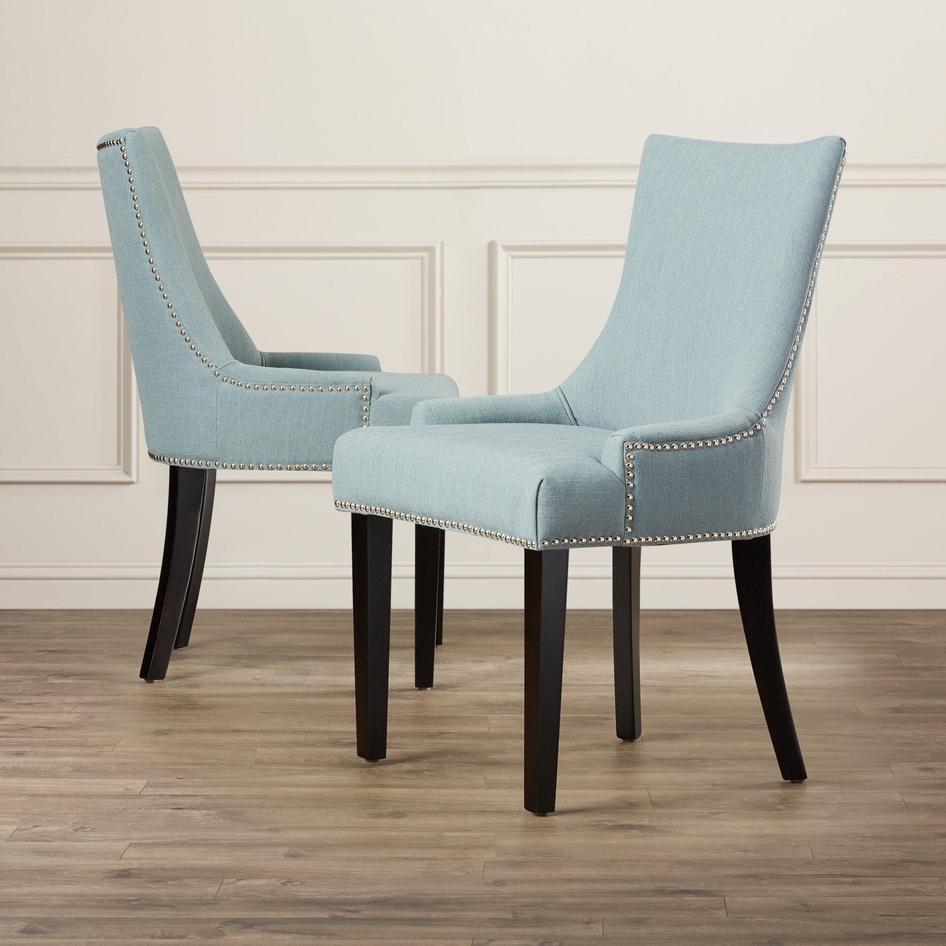 Mercer41 Carraway Upholstered Dining Chair & Reviews | Wayfair
