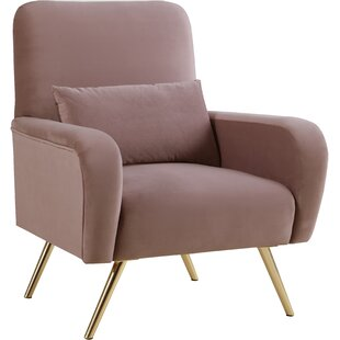 SanderSon Armchair By Everly Quinn
