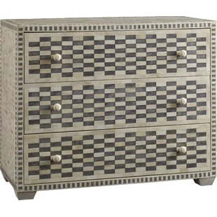 Tangier 3 Drawer Dresser