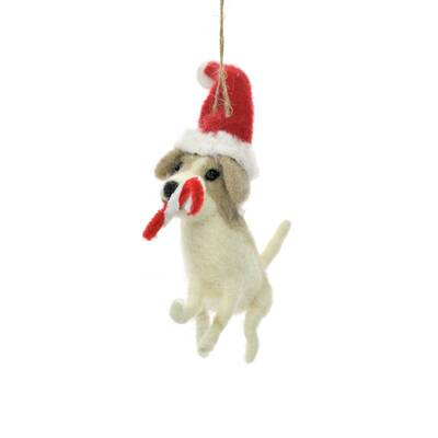 The Holiday Aisle Wool Standing Mouse Holding A Star Wayfair