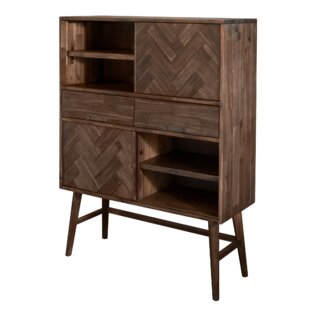 Wilmot Highboard By Bloomsbury Market