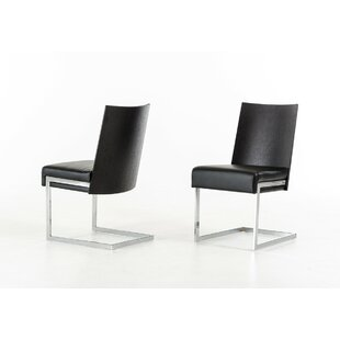 Orren Ellis Camron Upholstered Dining Chair (Set of 2)