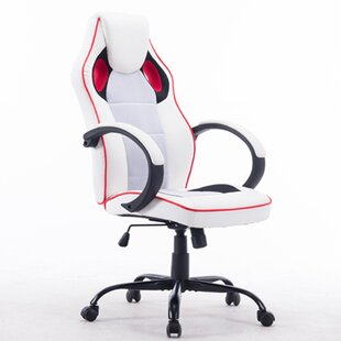 Alvin Gaming Chair by Ebern Designs Herry Up