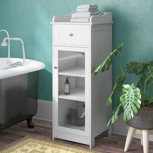 Canterbury 45 X 119cm Free Standing Cabinet By Belfry Bathroom
