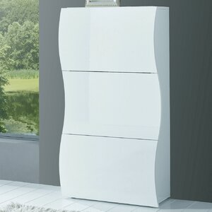 Onda 24 Pair Shoe Storage Cabinet