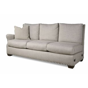 Wythe Standard Sofa by Canora Grey Wonderful