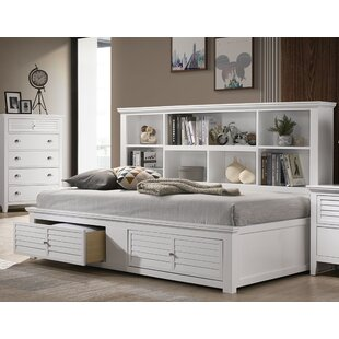 Johnson Twin Bed with Drawers