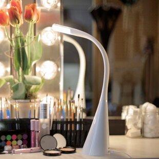 Read Reviews Rios LED 18 Desk Lamp By Orren Ellis