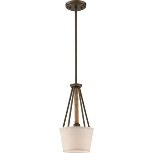 Breakwater Bay Bellvue 1-Light Cone Pendant