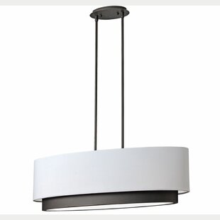 Radionic Hi Tech Larkin 4-Light Drum Pendant