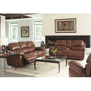 Ulster Reclining Configurable Living Room Set Red Barrel Studio