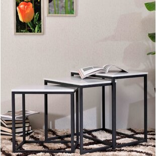 Affordable Isberga 3 Piece Nesting Tables By Brayden Studio