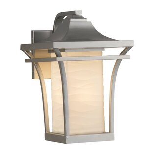 Compare & Buy Salaam LED Outdoor Wall Sconce By World Menagerie