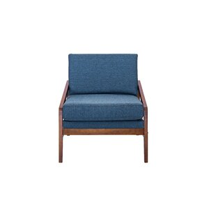 Provincetown Mid-Century Armchair by George Oliver