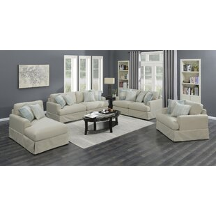 Rosecliff Heights Christie Configurable Living Room Set