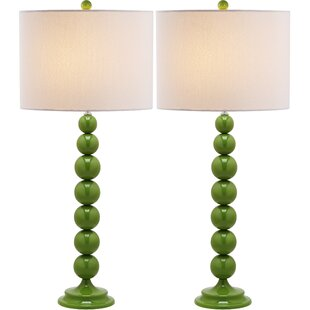 Green table lamps youll love wayfair save to idea board aloadofball Images