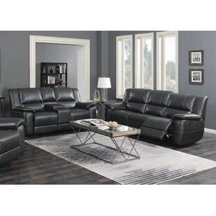 Nawrocki 2 Piece Reclining Living Room Se..