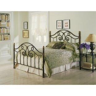 Davies Panel Bed