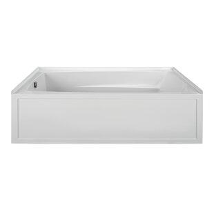 Reliance 72 inch  x 42 inch  Soaking Bathtub