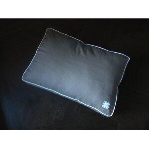 Matching Slate Dog Pillow